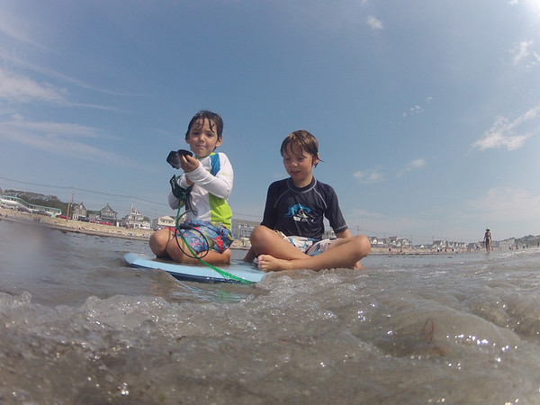 Beach with Jukes 2012