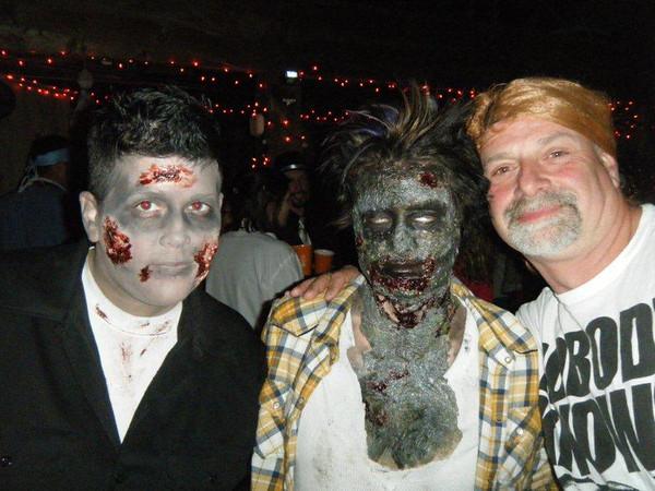 Morin Halloween Parties